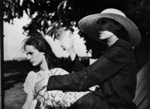 Angelica Garnett (nÈe Bell); Virginia Woolf (nÈe Stephen) by Ramsey & Muspratt